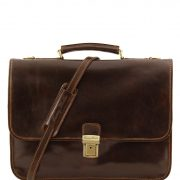 Briefcase Tuscany Leather TL10029 Torino