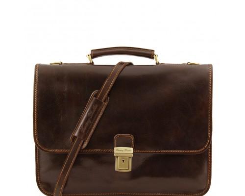Мужской портфель Tuscany Leather TL10029 Torino