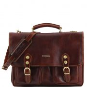 Мужской портфель Tuscany Leather TL100310 Modena Большой