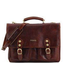 Briefcase Tuscany Leather TL100310 Modena L