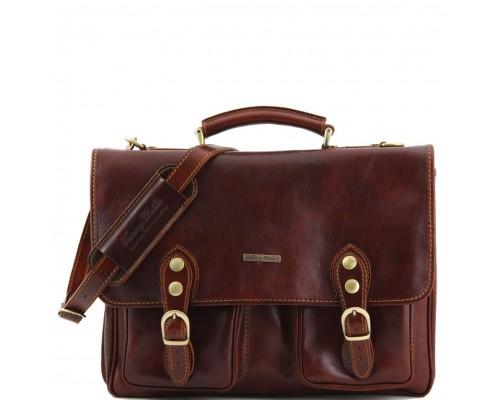 Мужской портфель Tuscany Leather TL100310 Modena Большой