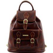 Кожаный рюкзак Tuscany Leather TL9039 Singapore