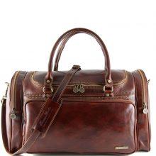 Дорожная кожаная сумка Tuscany Leather TL1048 Prague