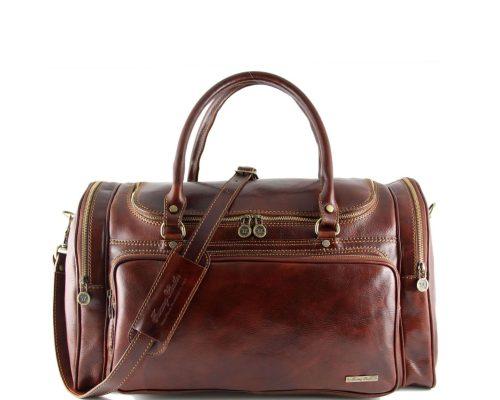 Travel bag Tuscany Leather TL1048 Prague