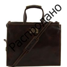 Women briefcase Tuscany Leather TL10060 Palermo