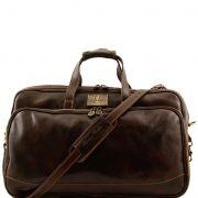 Дорожная кожаная сумка Tuscany Leather TL3065 Bora Bora Mini