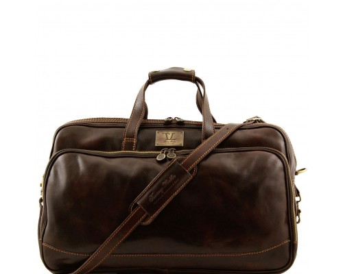 Travel bag Tuscany Leather TL3065 Bora Bora Mini