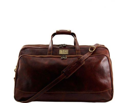 Дорожная кожаная сумка Tuscany Leather TL3067 Bora Bora