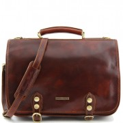 Man briefcase Tuscany Leather TL10068 Capri