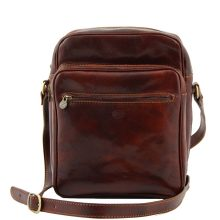 Men's shoulder bag Tuscany Leather TL140680 Oscar