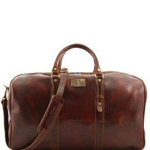 Дорожная кожаная сумка Tuscany Leather Francoforte FC140860