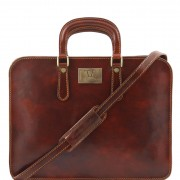 Women briefcase Tuscany Leather TL140961 Alba