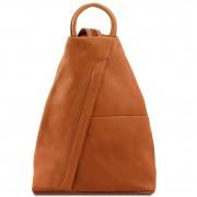 Кожаный рюкзак Tuscany Leather TL140963 Shanghai