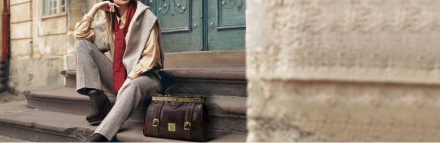 Женская наплечная сумка